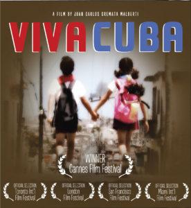 """Viva Cuba"" poster"