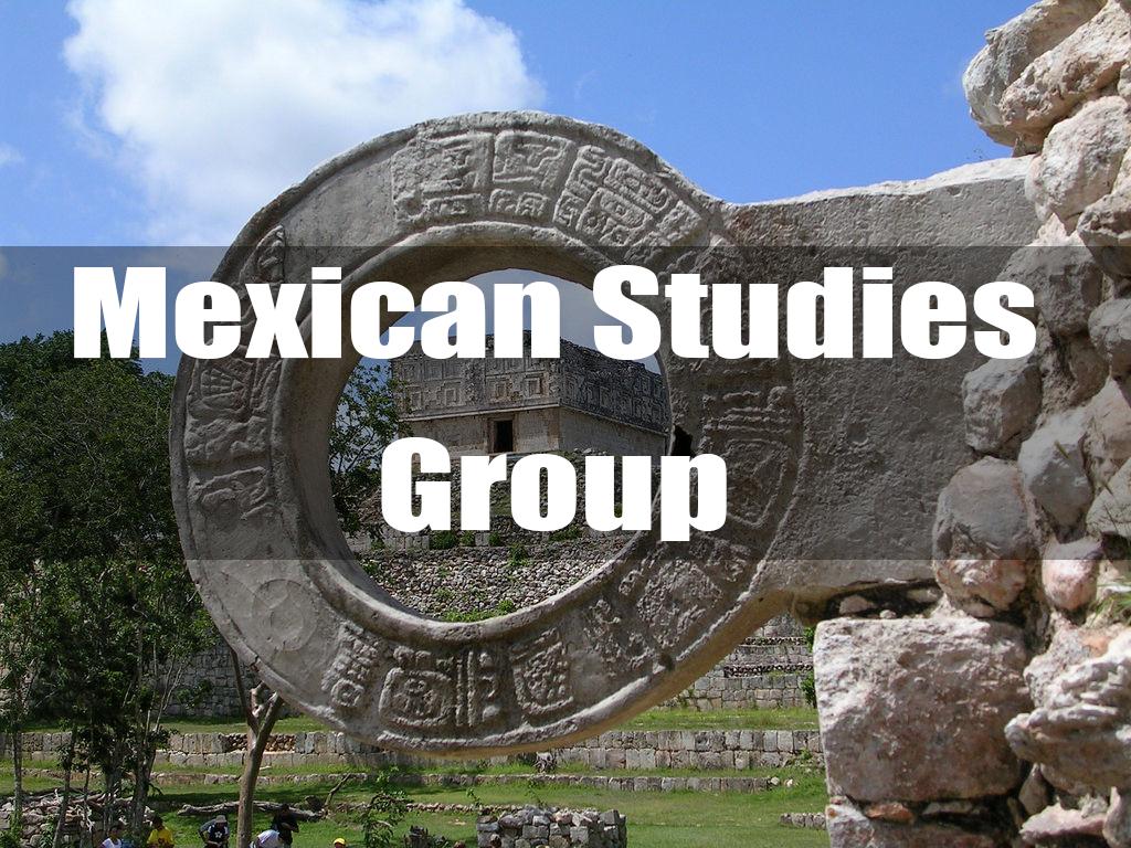 Mexico Studies Group